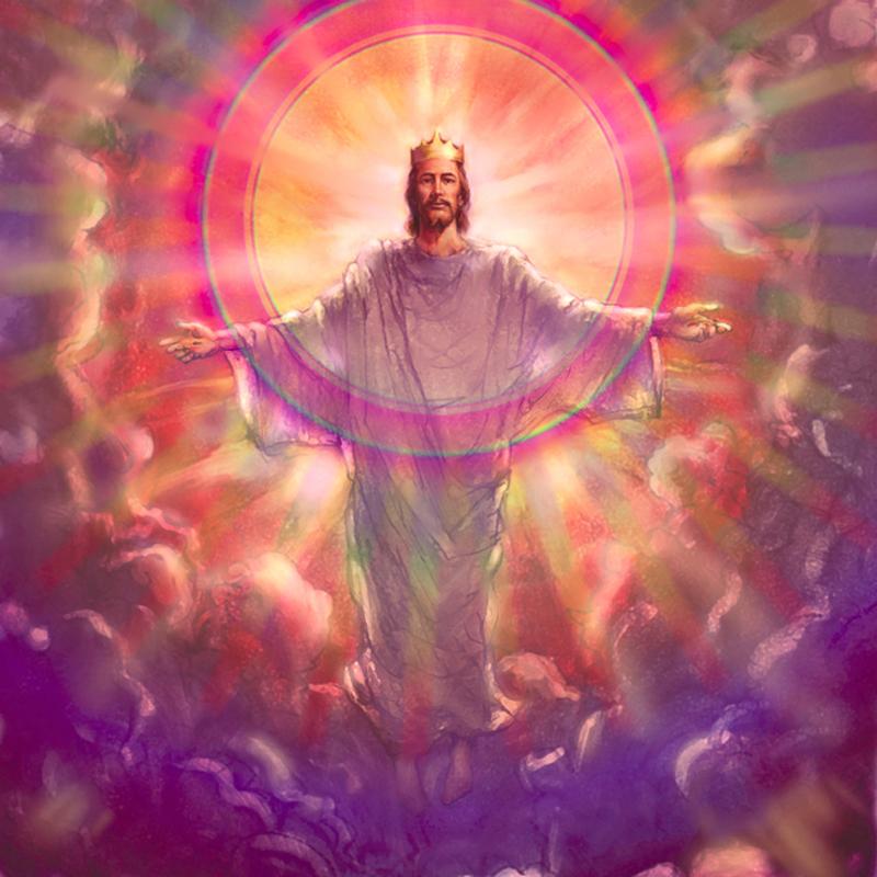 Jesus From Heaven Wallpaper