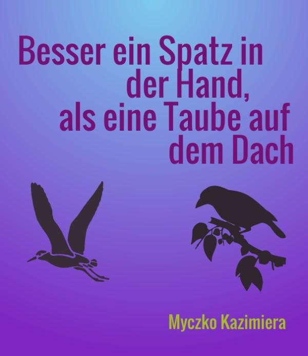 Spatz In Der Hand